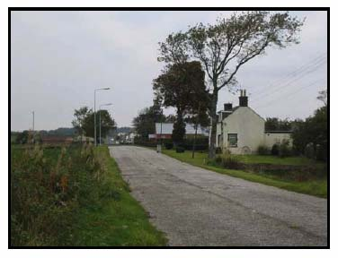 Photograph 3: Carrutherstown from the East