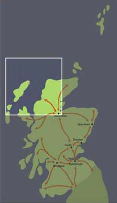 Corridor 2: Inverness to Ullapool and Western Isles