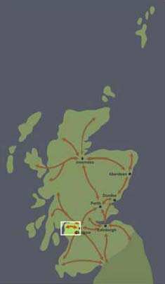 Corridor 17: Glasgow to Inverclyde and Islands