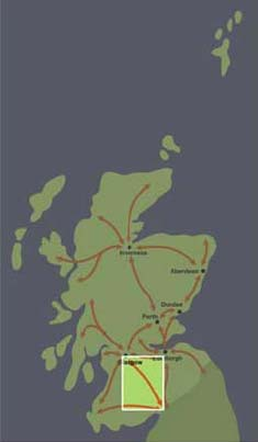 Corridor 18: Glasgow to North West England and beyond