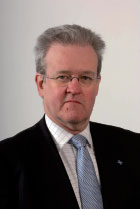 Photo of Stewart Stevenson Minister for Transport, Infrastructure and Climate Change
