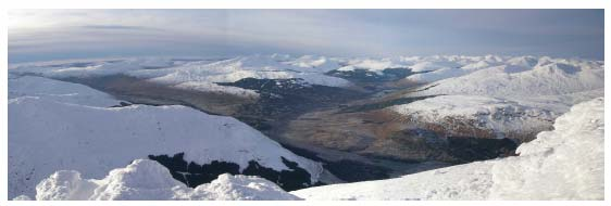 Figure 10.16. View from the summit of Ben More