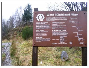 Photo 3: West Highland Walkway Spur