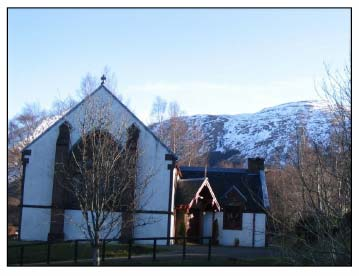 Photo 10  Crianlarich Church