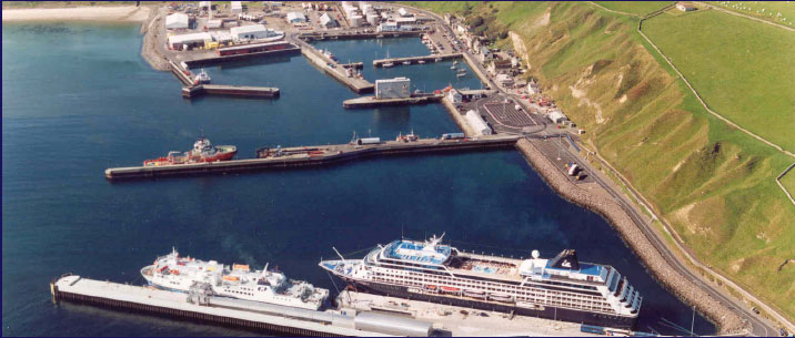 Scrabster Port and Harbour