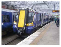 ScotRail franchise