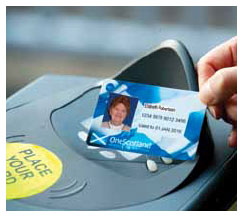 Managing the national concessionary travel scheme for older and disabled people