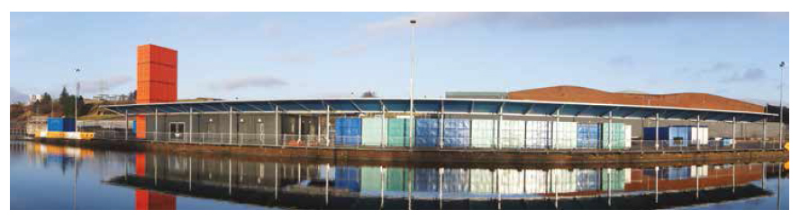 Pinkston Watersports Centre, Forth & Clyde Canal, Glasgow