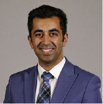 Photo of Humza Yousaf MSP, Minister For Transport And The Islands